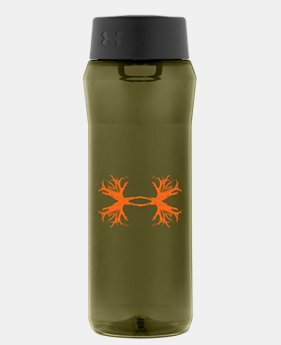 UA 24 oz. Antler Logo Water Bottle