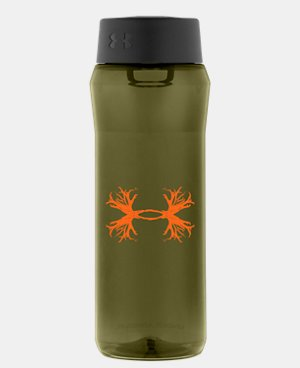 UA 24 oz. Antler Logo Water Bottle LIMITED TIME: FREE U.S. SHIPPING 1 Color $11.99