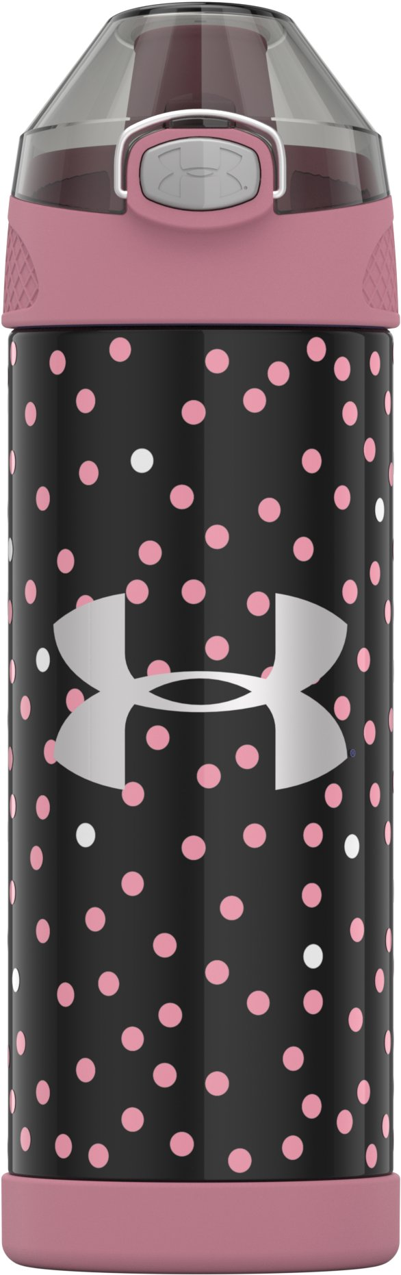 Beyond 16 oz. Vacuum Insulated Stainless Steel Water Bottle, Pink