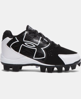 Kids' UA Clean Up Low RM Baseball Cleats   $29.99