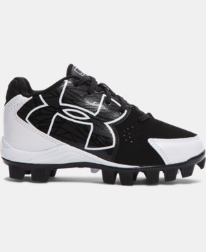 Kids' UA Clean Up Low RM Baseball Cleats LIMITED TIME: FREE U.S. SHIPPING  $29.99