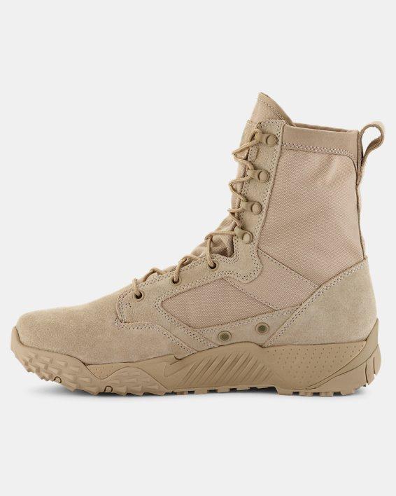 Men's UA Jungle Rat Boots, Brown, pdpMainDesktop image number 1