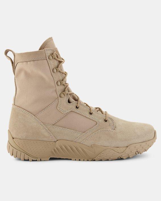 Men's UA Jungle Rat Boots, Brown, pdpMainDesktop image number 0