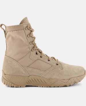 New Arrival  Men's UA Jungle Rat Boots  3 Colors $169.99