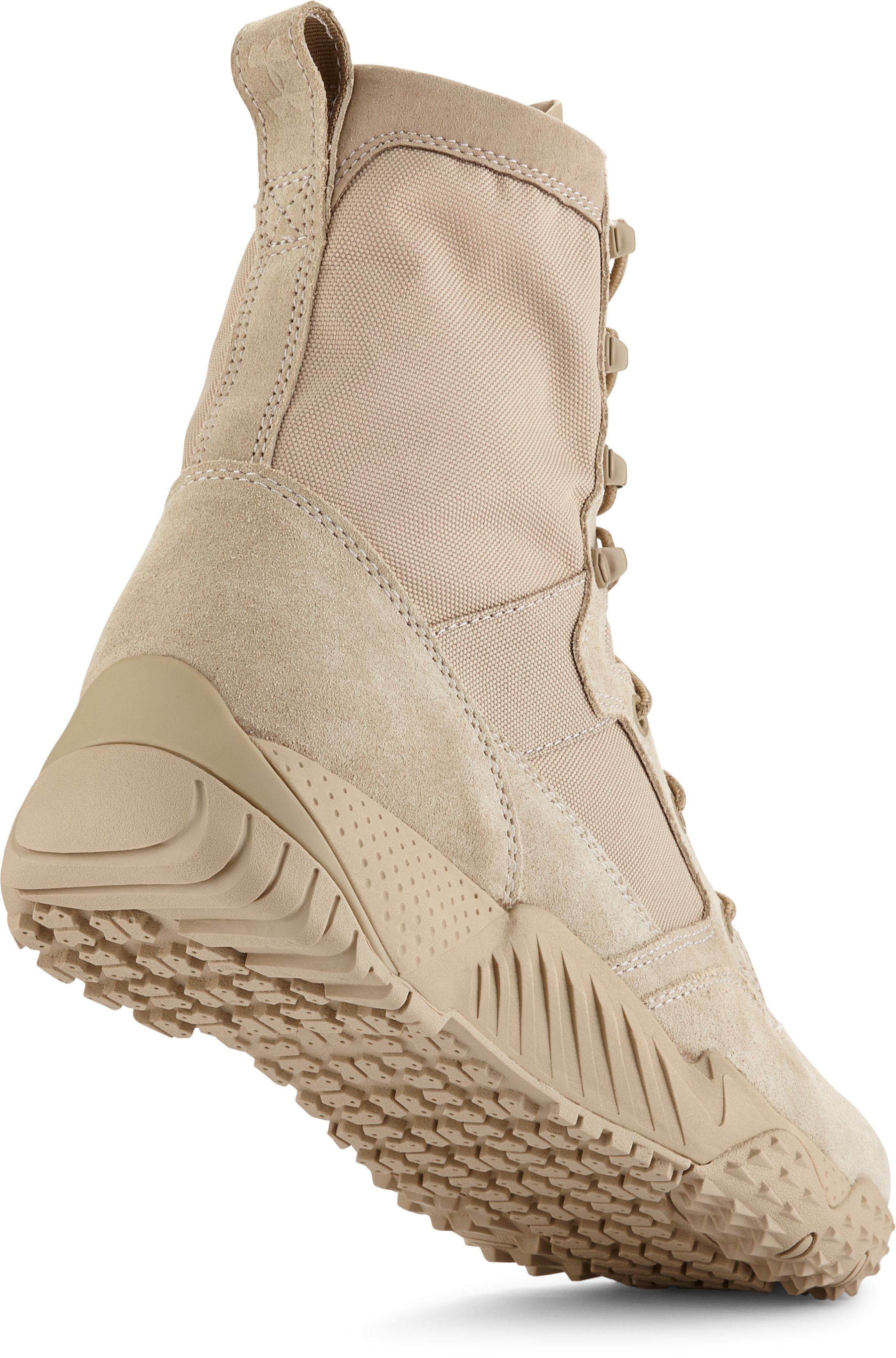 Men's UA Jungle Rat Boots, Desert Sand,