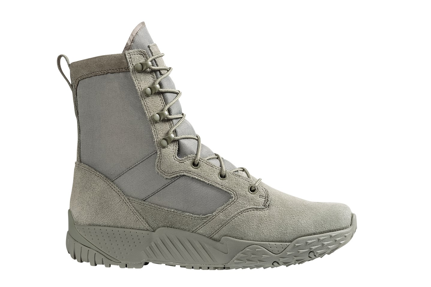 Men's UA Jungle Rat Boots, Sage,