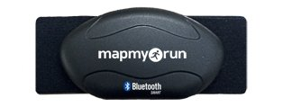 MapMyRun Bluetooth HR Monitor, Black