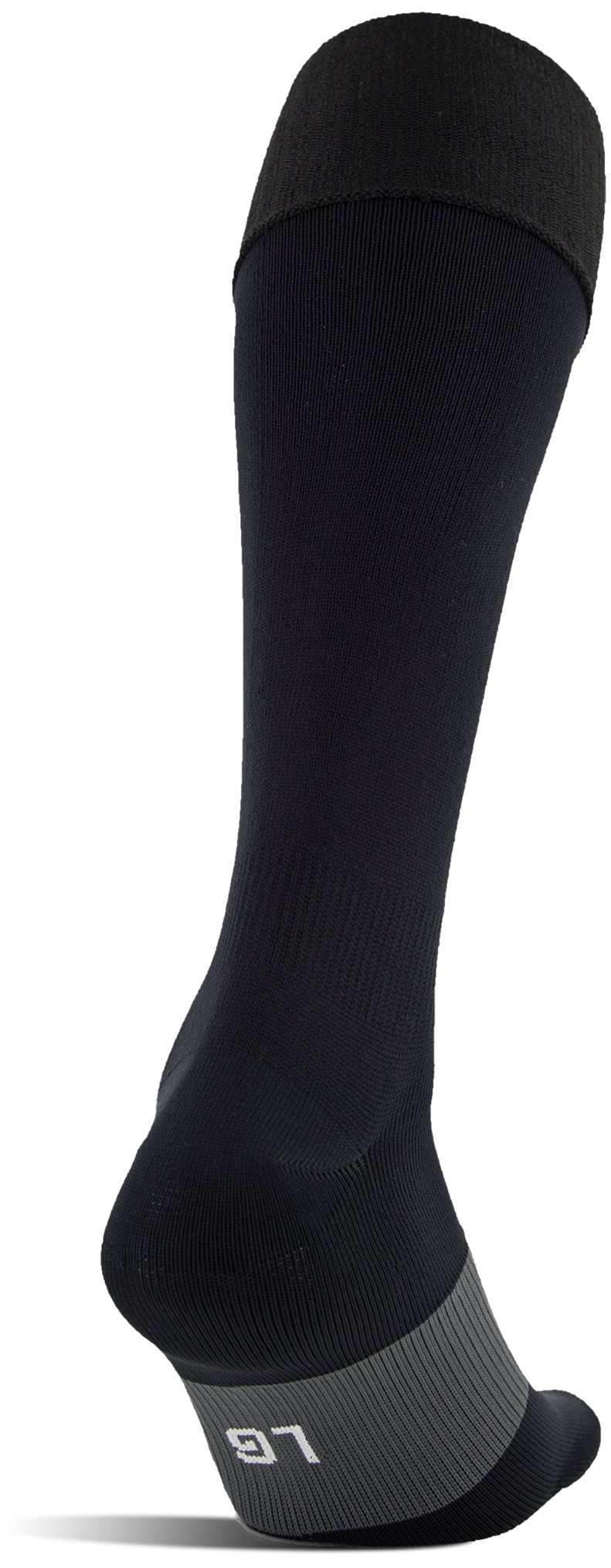 Men's UA Soccer Solid Over-The-Calf Socks, Black