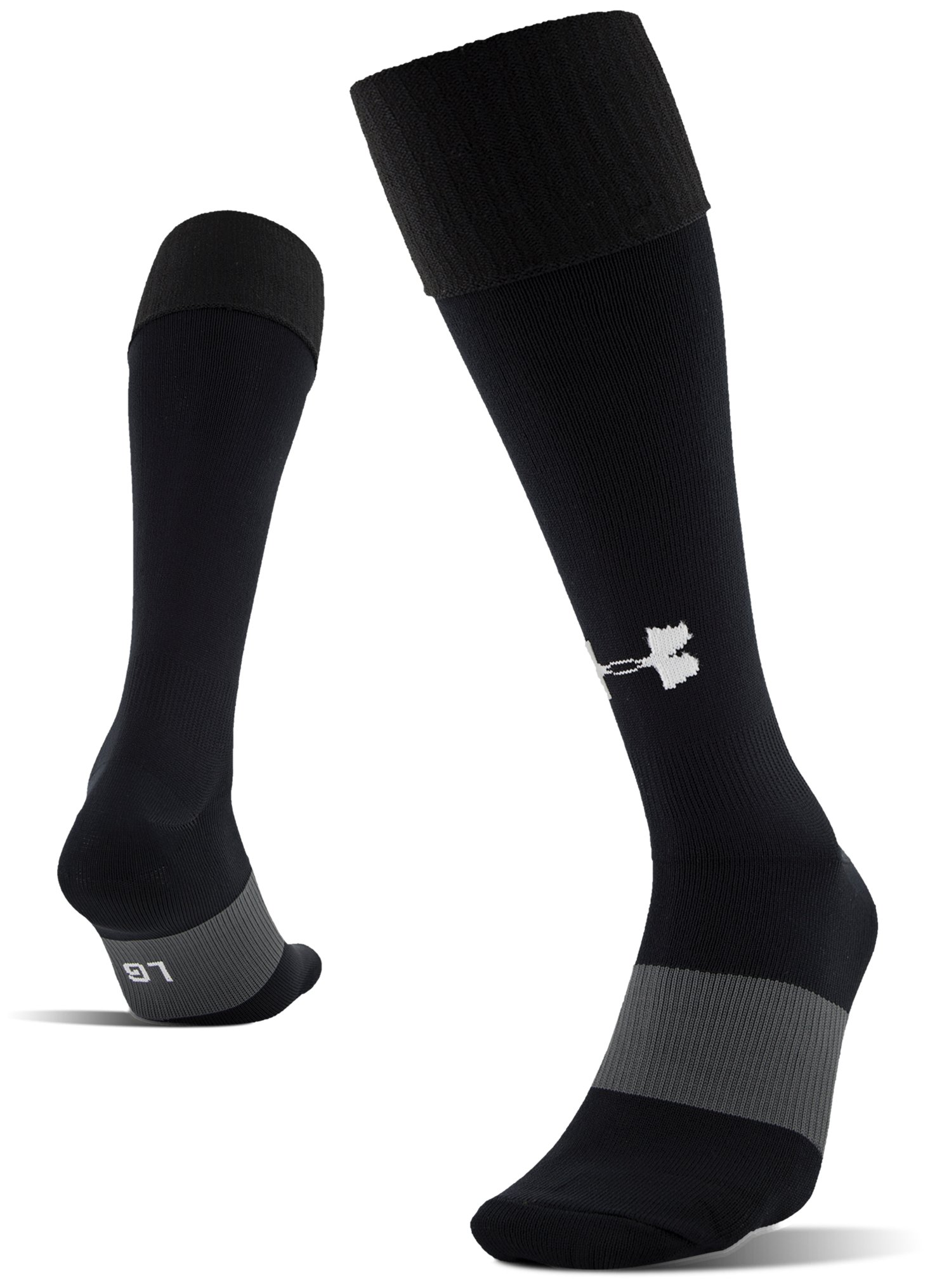 UA Soccer Solid Over-The-Calf Socks 11 Colors $10.00