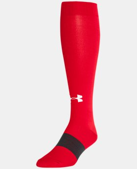 Men's UA Soccer Solid Over-The-Calf Socks  2 Colors $10