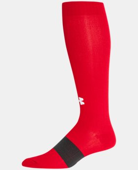 Men's UA Soccer Solid Over-The-Calf Socks
