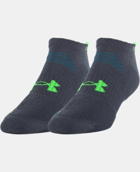 Men's UA Golf Tab No Show Socks 2-Pack