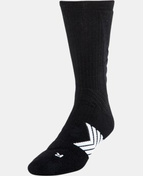 Men's UA Undeniable Crew Socks