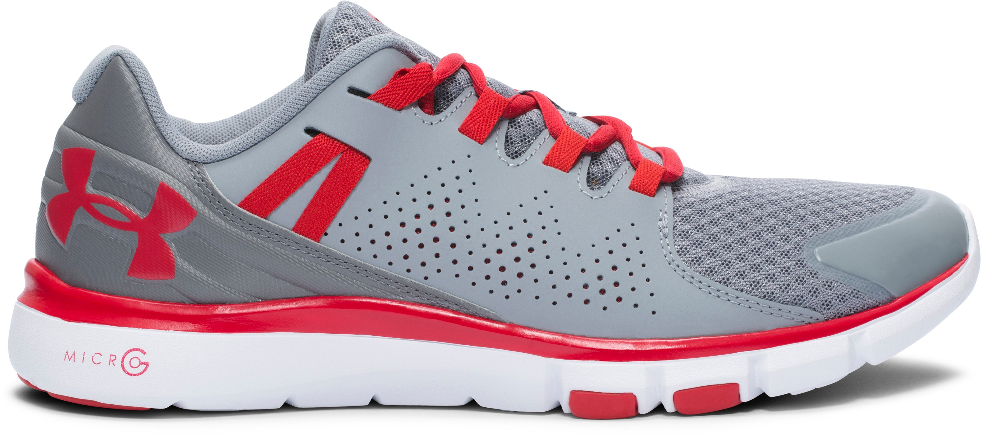 Men's UA Micro G® Limitless Training Shoes, Steel