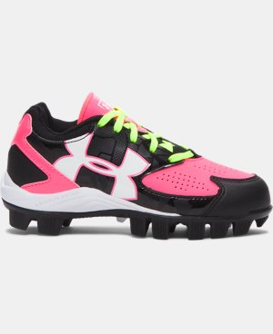 Girls' UA Glyde Softball Cleats LIMITED TIME: FREE SHIPPING  $33.99
