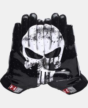 Men's Under Armour® Alter Ego Punisher F4 Football Gloves