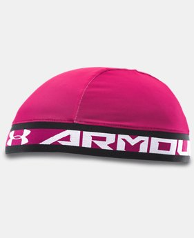 Men's UA PIP HeatGear® Armour Skull Cap   $14.99