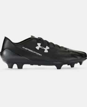 Men's UA SpeedForm® CRM LTHR Soccer Cleats