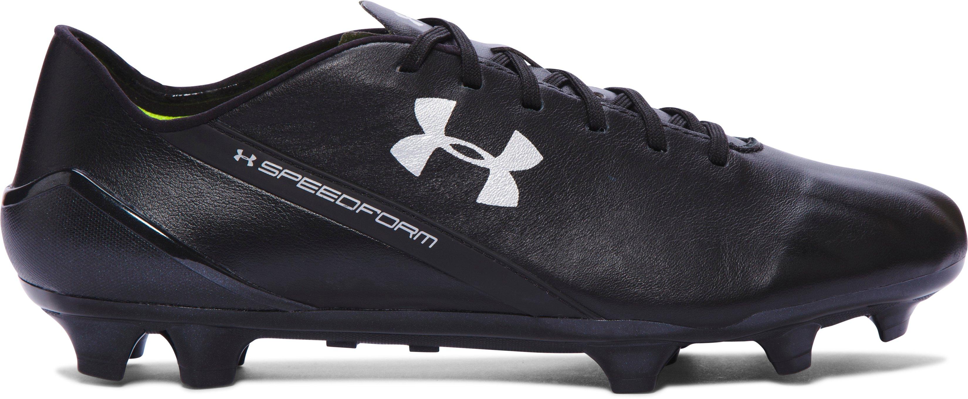 Zapatos para fútbol UA SpeedForm® CRM LTHR para Hombre, 360 degree view