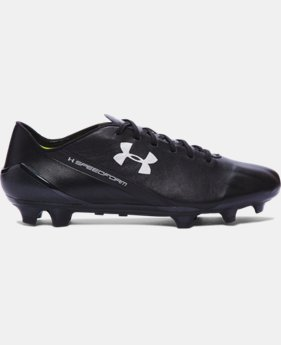 Men's UA SpeedForm® CRM LTHR Soccer Cleats  1 Color $109.99 to $153.99