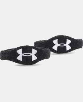 "UA 1/2"" Oversized Performance Wristband – 2-Pack   $6.99"