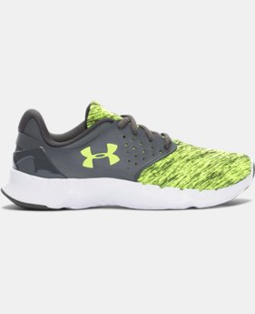 Boys' Grade School UA Flow Twist Running Shoes  1 Color $44.99