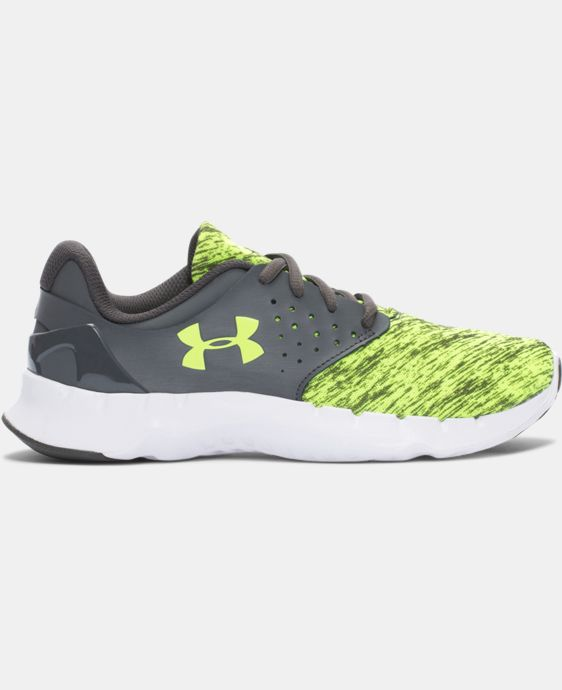 Boys' Grade School UA Flow Twist Running Shoes   $33.74
