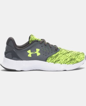 Boys' Grade School UA Flow Twist Running Shoes  1 Color $33.74