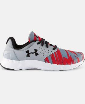 Boys' Grade School UA Flow Running Shoes  1 Color $44.99