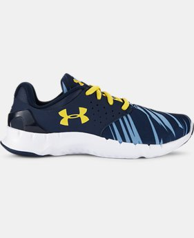 Boys' Grade School UA Flow Running Shoes   $44.99