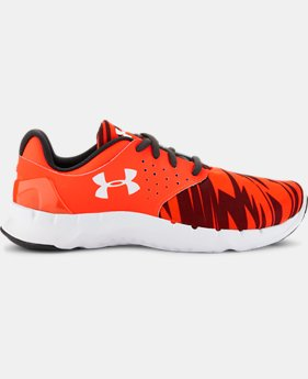 Boys' Grade School UA Flow Running Shoes