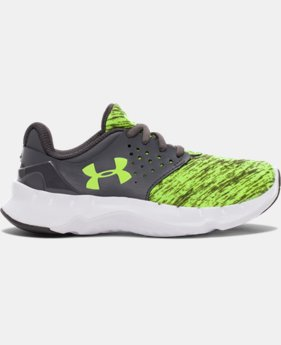 Boys' Pre-School UA Flow Twist Running Shoes