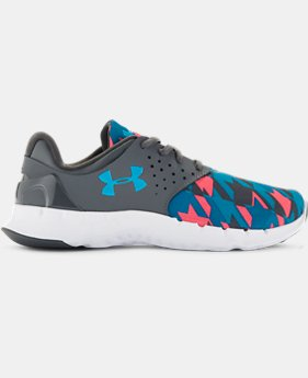 Girls' Grade School UA Flow Running Shoes LIMITED TIME: FREE SHIPPING 1 Color $52.99