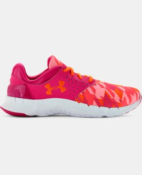 Girls' Grade School UA Flow Running Shoes  2 Colors $39.74