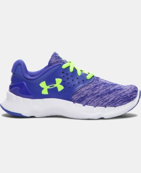 Girls' Pre-School UA Flow Twist Running Shoes