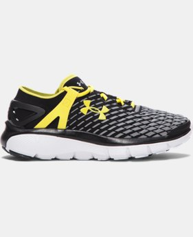 Boys' Grade School SpeedForm® Fortis Reflective Running Shoes  1  Color Available $99.99
