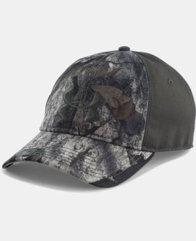 Men's UA Camo 2-Tone Cap  1 Color $18.99