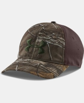 Men's UA Camo 2-Tone Cap  1 Color $24.99