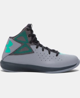 Boys' Grade School UA Rocket Basketball Shoes  2 Colors $41.99