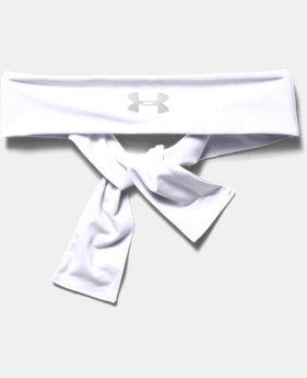 Woman's UA Tie Headband