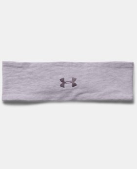 Women's UA Studio Techno Chic Headband