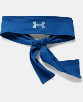 Women's UA Armour Tie Headband