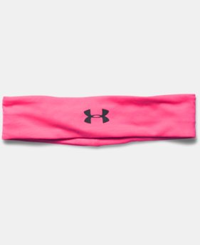 Women's UA Power In Pink® Performance Headband  1 Color $13.99