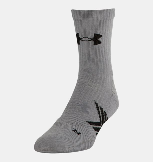 ... united states 1d63a 6ed1e Mens UA Undeniable Mid Crew Socks Under  Armour US ... 360d64b7f411