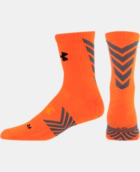 Men's UA Undeniable Mid Crew Socks