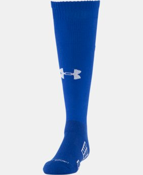 Boys' UA Striker Soccer Over-The-Calf Socks LIMITED TIME: FREE U.S. SHIPPING 1 Color $16.99