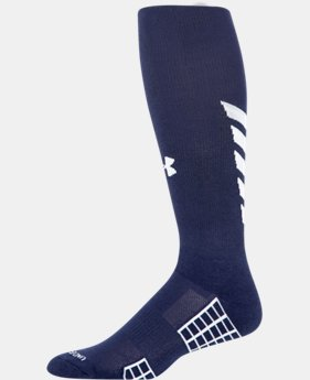 Boys' UA Striker Soccer Over-The-Calf Socks