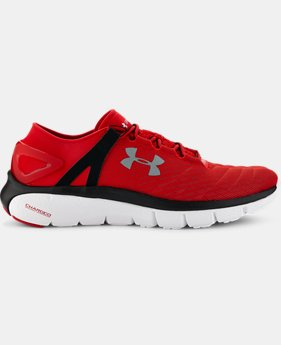 Men's UA SpeedForm® Fortis Night Running Shoes LIMITED TIME: FREE U.S. SHIPPING 1 Color $89.99