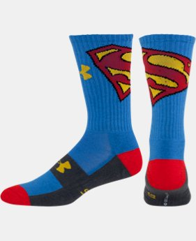Men's Under Armour® Alter Ego Superman Socks