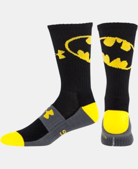 Men's Under Armour® Alter Ego Batman Socks